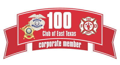 East Texas 100 Club Standard Corporate Member